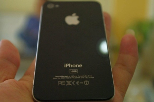 iPhone 4G coming this June