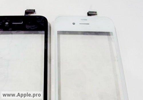 iPhone 4G white panel