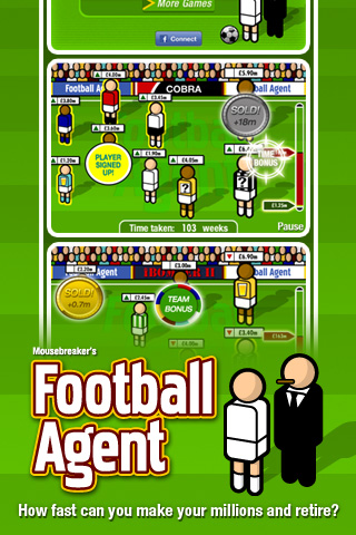 Football agent app review