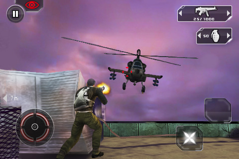 Splinter cell for iPhone