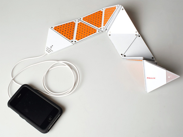 flexible speakers for iPhone