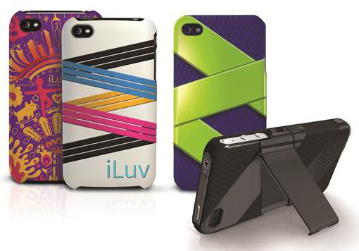 iLuv iPhone 4 cases