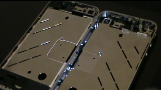 iPhone Chassis video