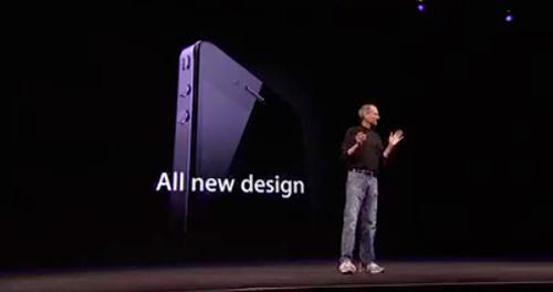 Steve jobs keynote at WWDC 2010