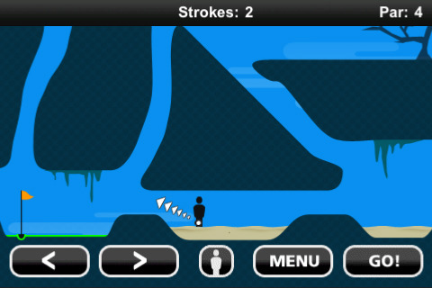 Stick Golf for iPhone