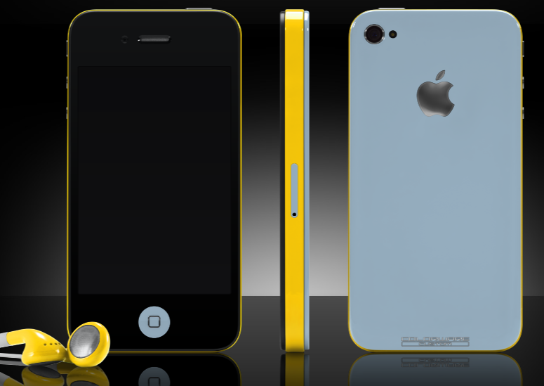 colorware for iPhone 4