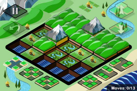 landformer for the iPhone