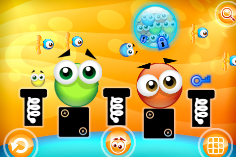 bumps iPhone app review