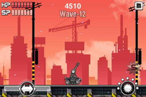 cannon fight iPhone app review