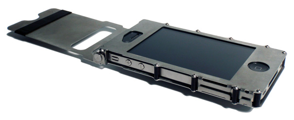 iPhone metal case