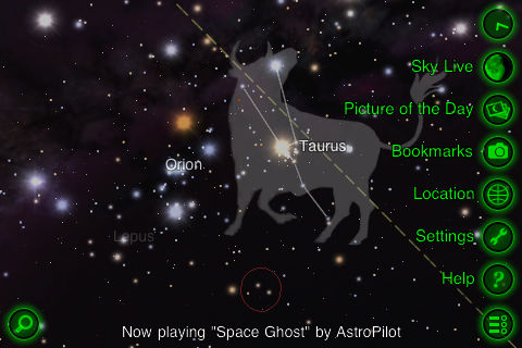 star walk iPhone apps review