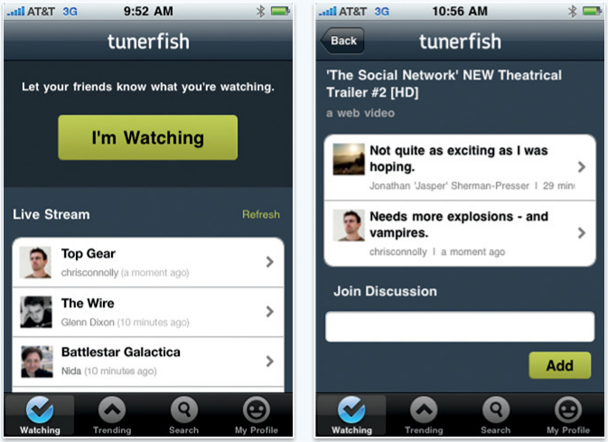 tunerfish iphone app review