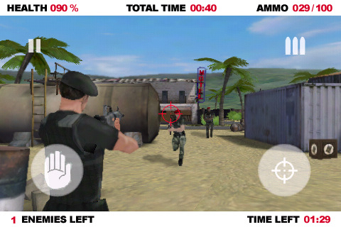 expendables iPhone app review