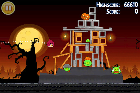 top 5 halloween iPhone app