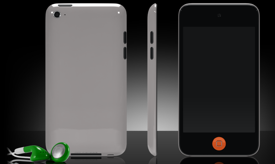 colorware dresses up your iPod Touch 4