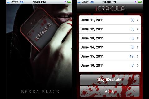 idracula iphone app