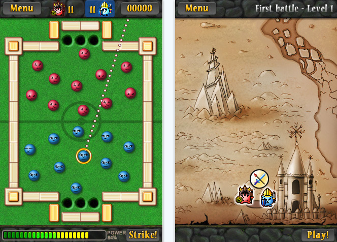 king strike iPhone app review