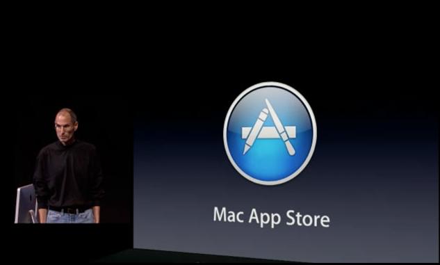 mac app store coming soon
