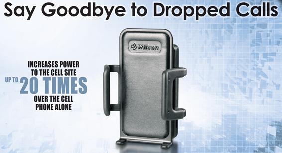 No more signal drops on iphone - sleek