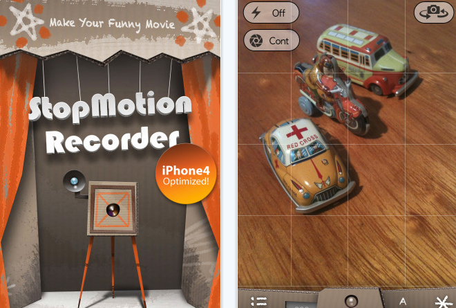 stopmotion recorder app review