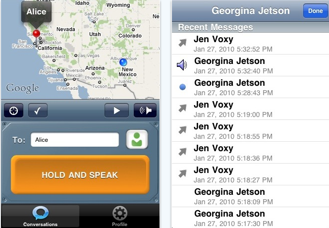 Heytell iPhone app