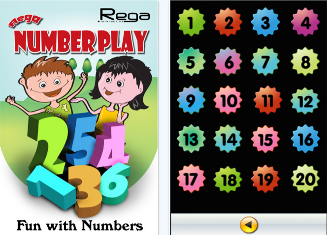 Rega numberplay iPhone app review