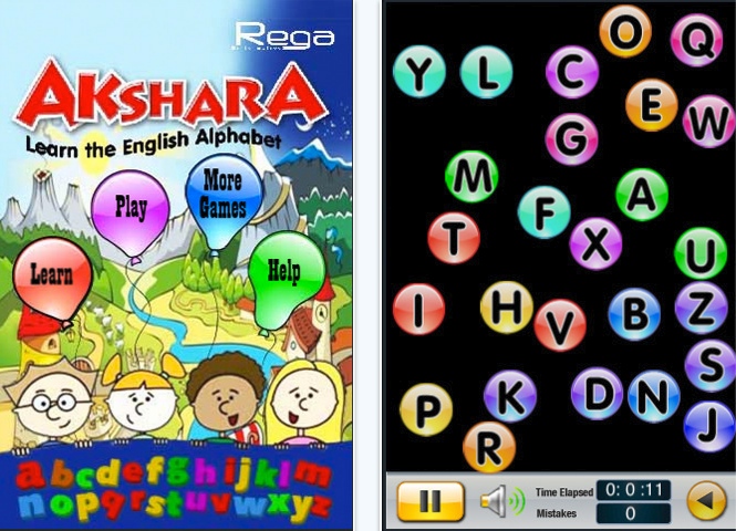 akshara iPhone app review