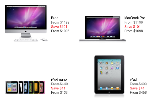 black friday deals at Apple