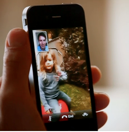 iPhone3GS facetime