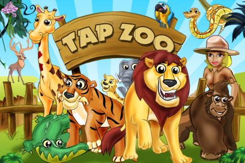 tap zoo iphone app