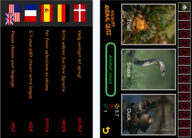 wild animal quiz iPhone app review