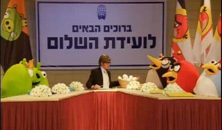 Angry Birds Peace Treaty video