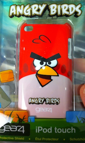 angry birds case from Gear4