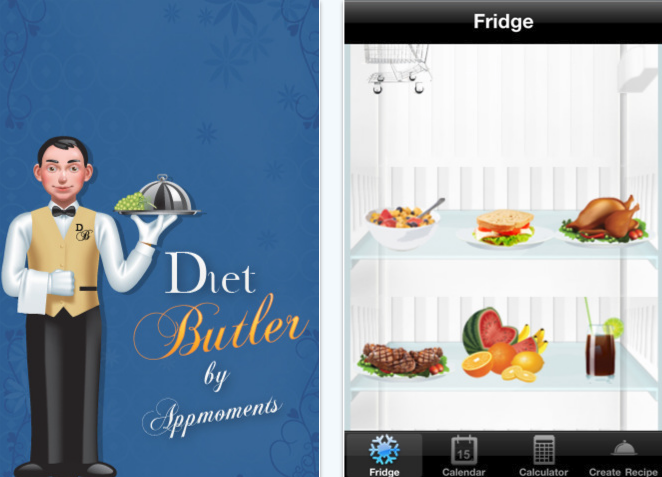 diet butler iPhone app review