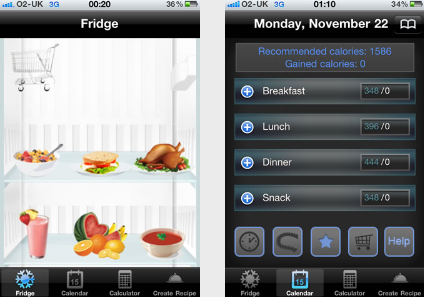 diet butler app exclusive preview