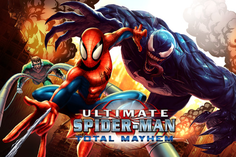 Spider-Man: Total Mayhem app review