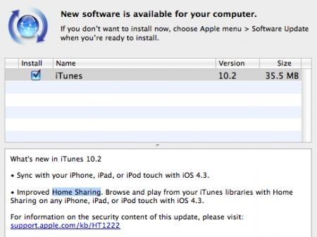 iTunes 10.2-screenshot