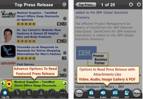 press-release-screenshot