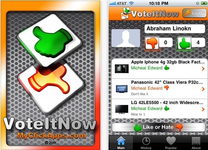 Voteitnow App Review