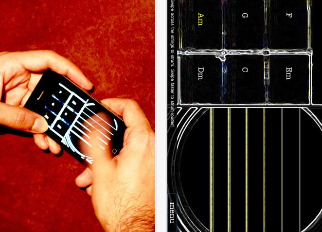 Guitarism App