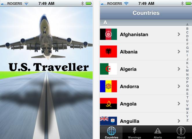 US Traveller