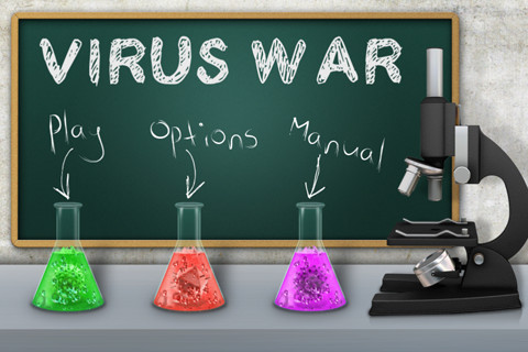 Virus War Game