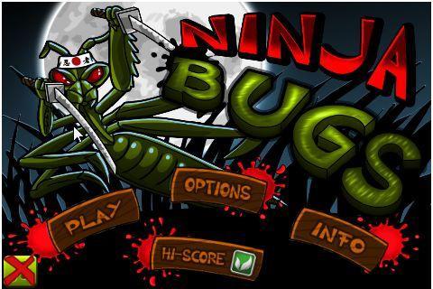 Ninja Bugs
