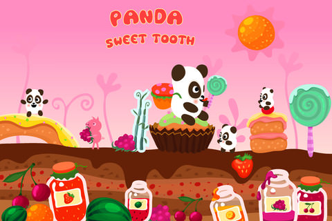 Panda-Sweet-Tooth