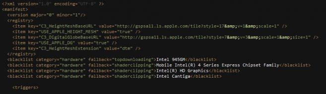 iOS6AppleMaps