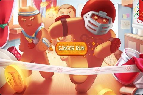 Ginger-Run