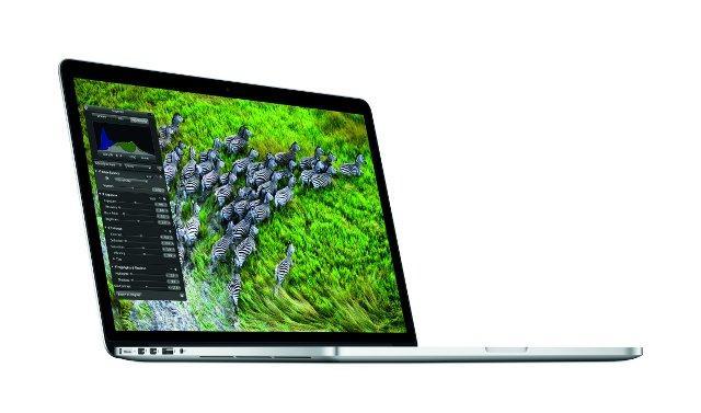 Macbook Pro Launch