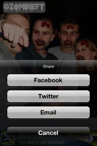 Zombiefy Your Photo