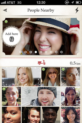 Haloo iPhone Chat App