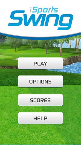 Golf - iSports Swing